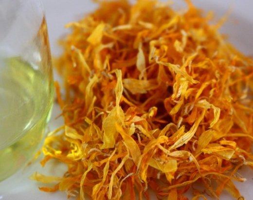 Macérât huileux de Calendula officinalis