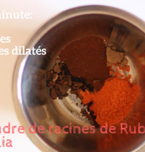 Masque anti-taches et unifiant à la Rubia cordifolia