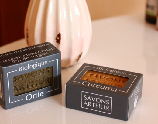 Tous les bienfaits de l'Ortie pour la peau et les cheveux dans un savon!