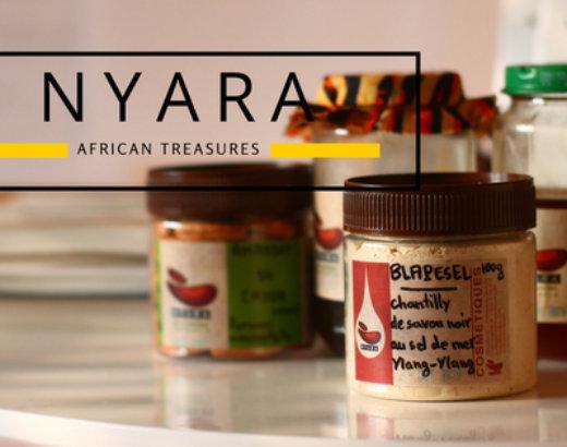 Mes favoris chez NYARA, boutique bien-être à Dakar