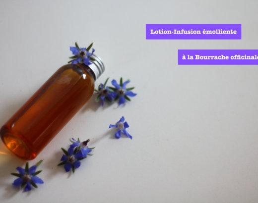 L'infusion de Bourrache, au secours des peaux sèches, très sèches et sensibles