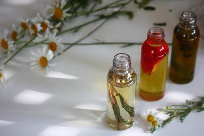 3 huiles aux plantes follement relaxantes «Un temps pour Soi»