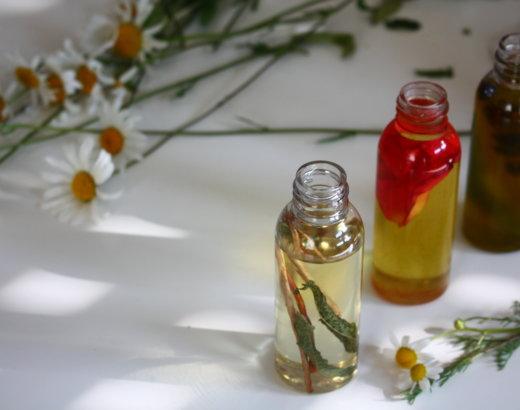 """3 huiles aux plantes follement relaxantes """"Un temps pour Soi"""""""