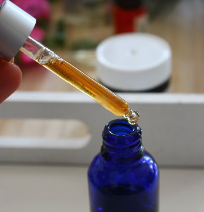 Sérum anti-taches pour effacer les cicatrices d'acné