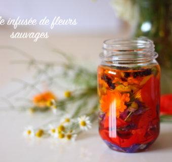 L'huile aux fleurs sauvages, c'est l'Huile de beauté des Rebelles