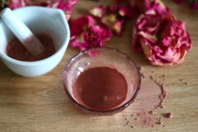 Gommage ultra doux et parfumant à la Rose